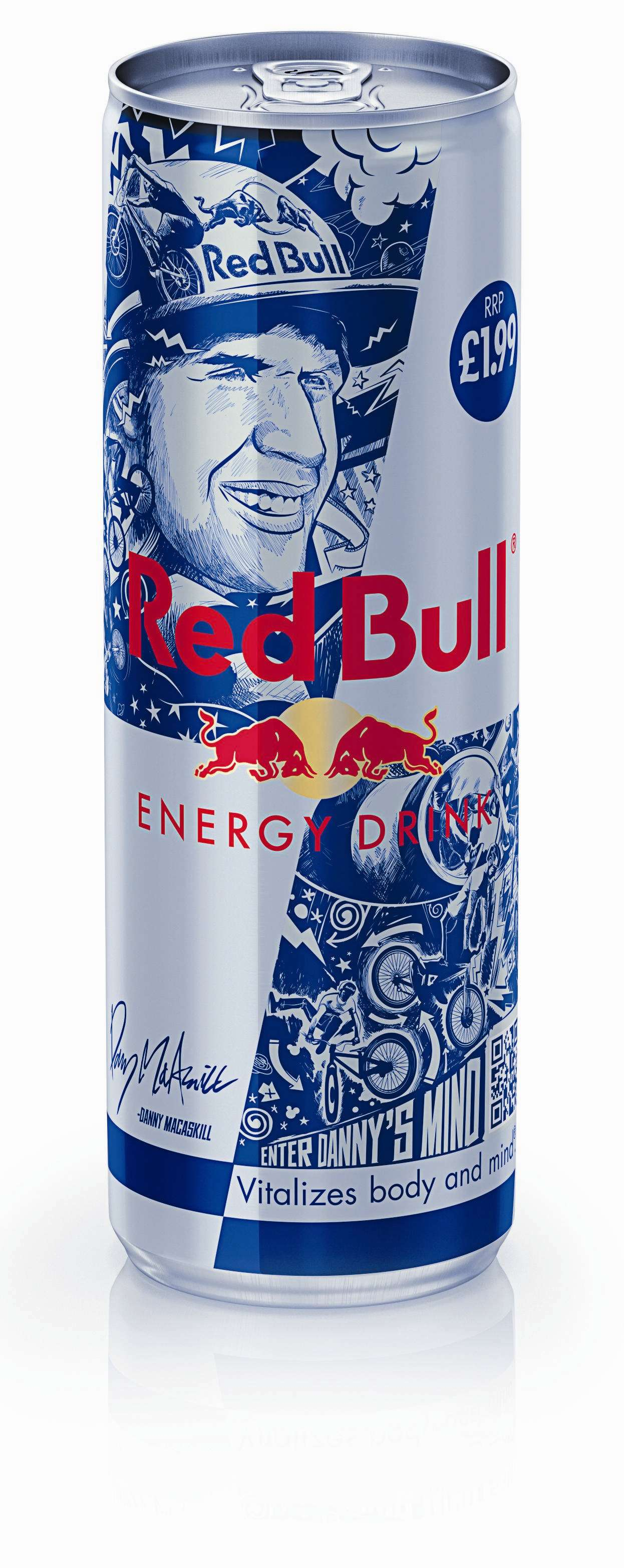 red bull unveils danny macaskill can