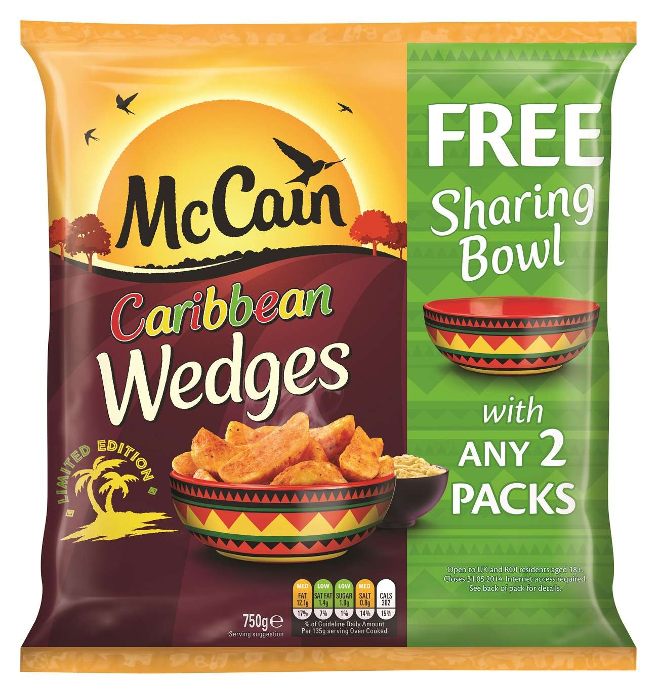 mccain foods marketing plan Wake up to savoury potato pancakes from mccain foods seasoned with onions and spices these make an easy and delicious side dish for any breakfast recipe.