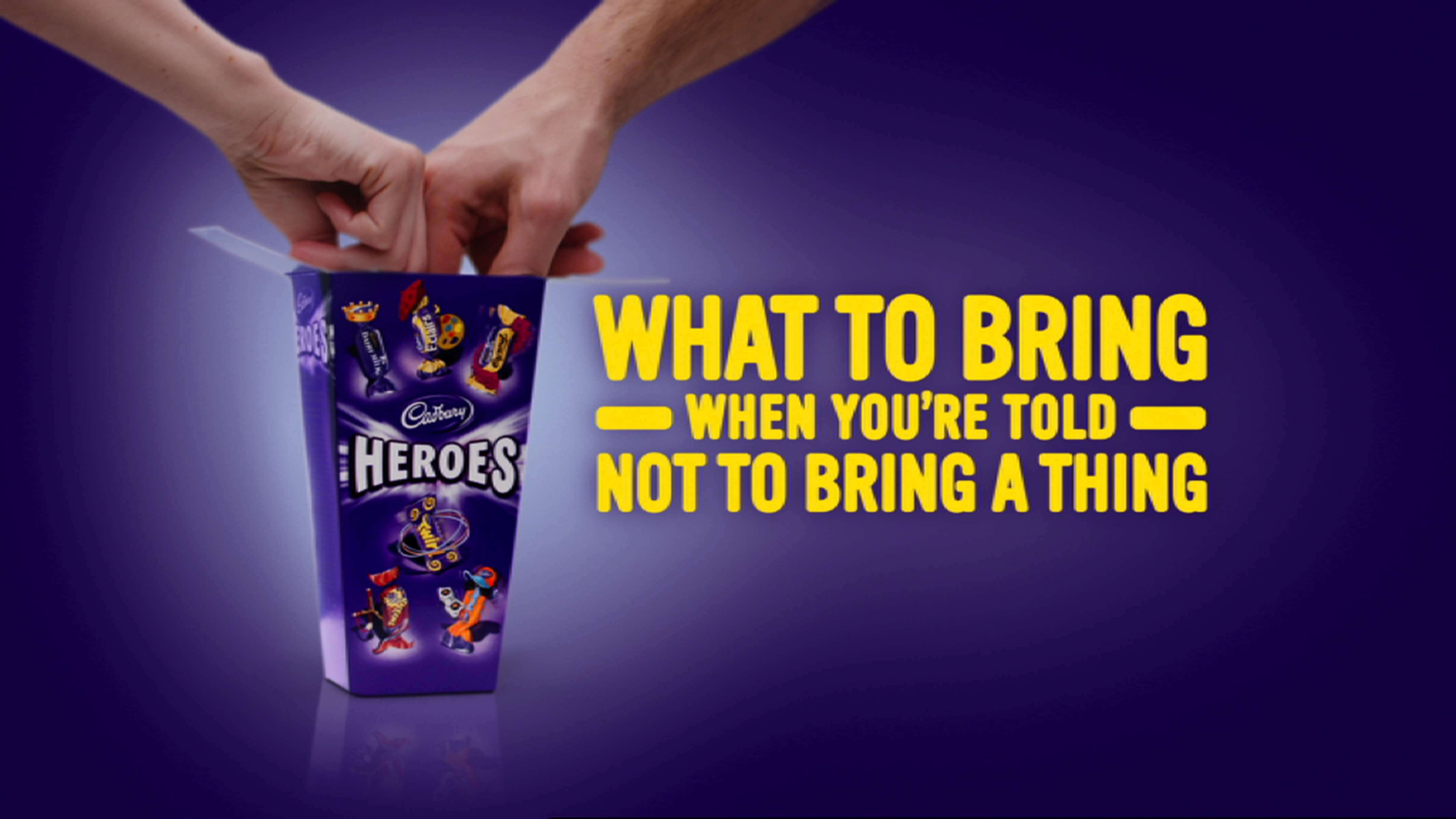 cadburys advertising