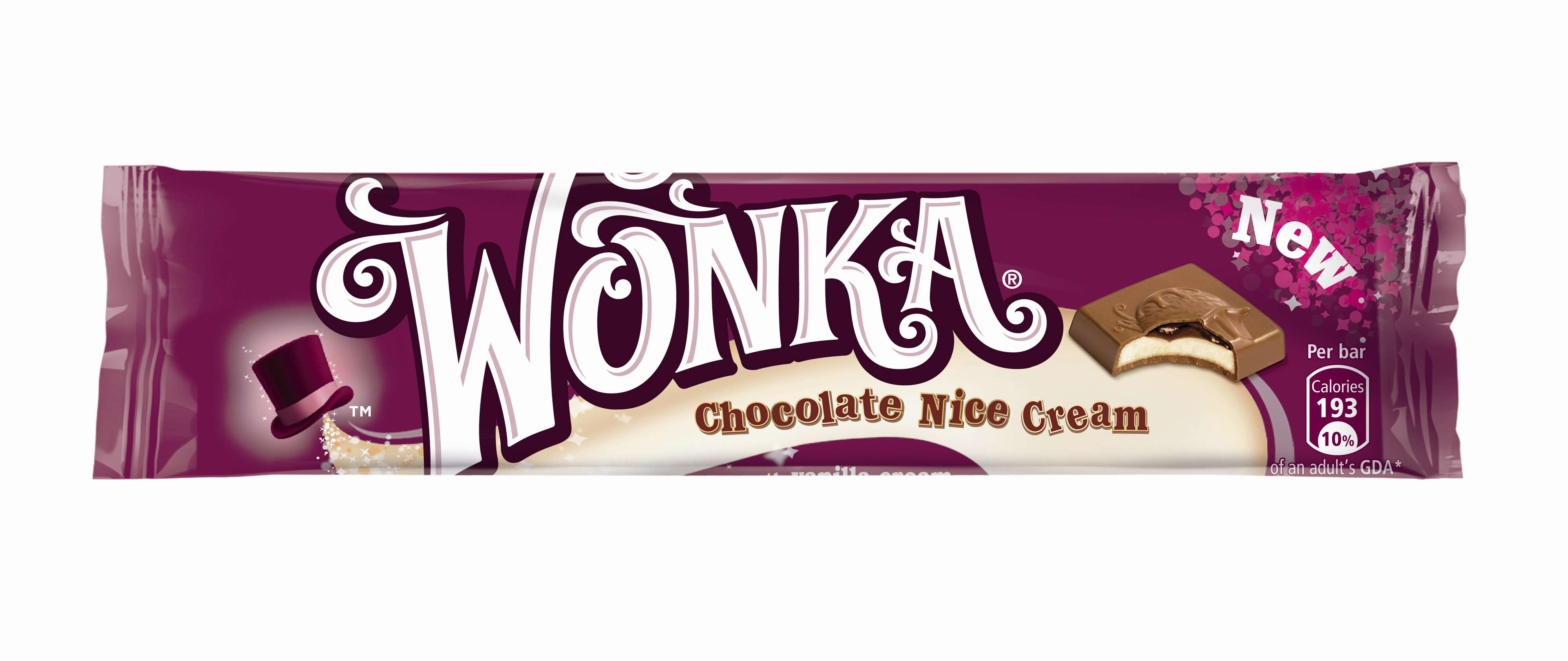 Nestlé Confectionery To Launch Wonka Chocolate Brand