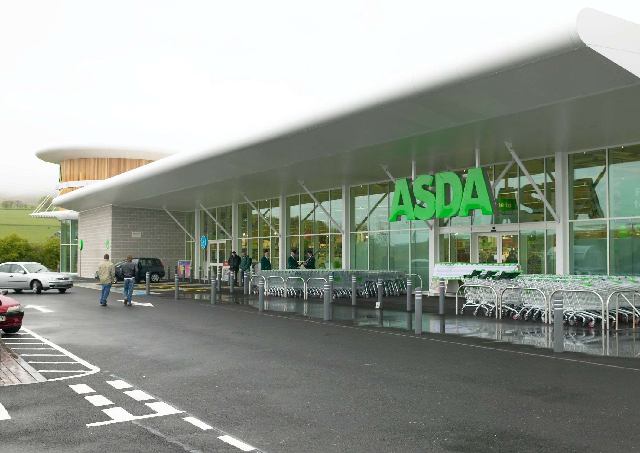 Asda set to add 7,000 sq ft to west Belfast superstore