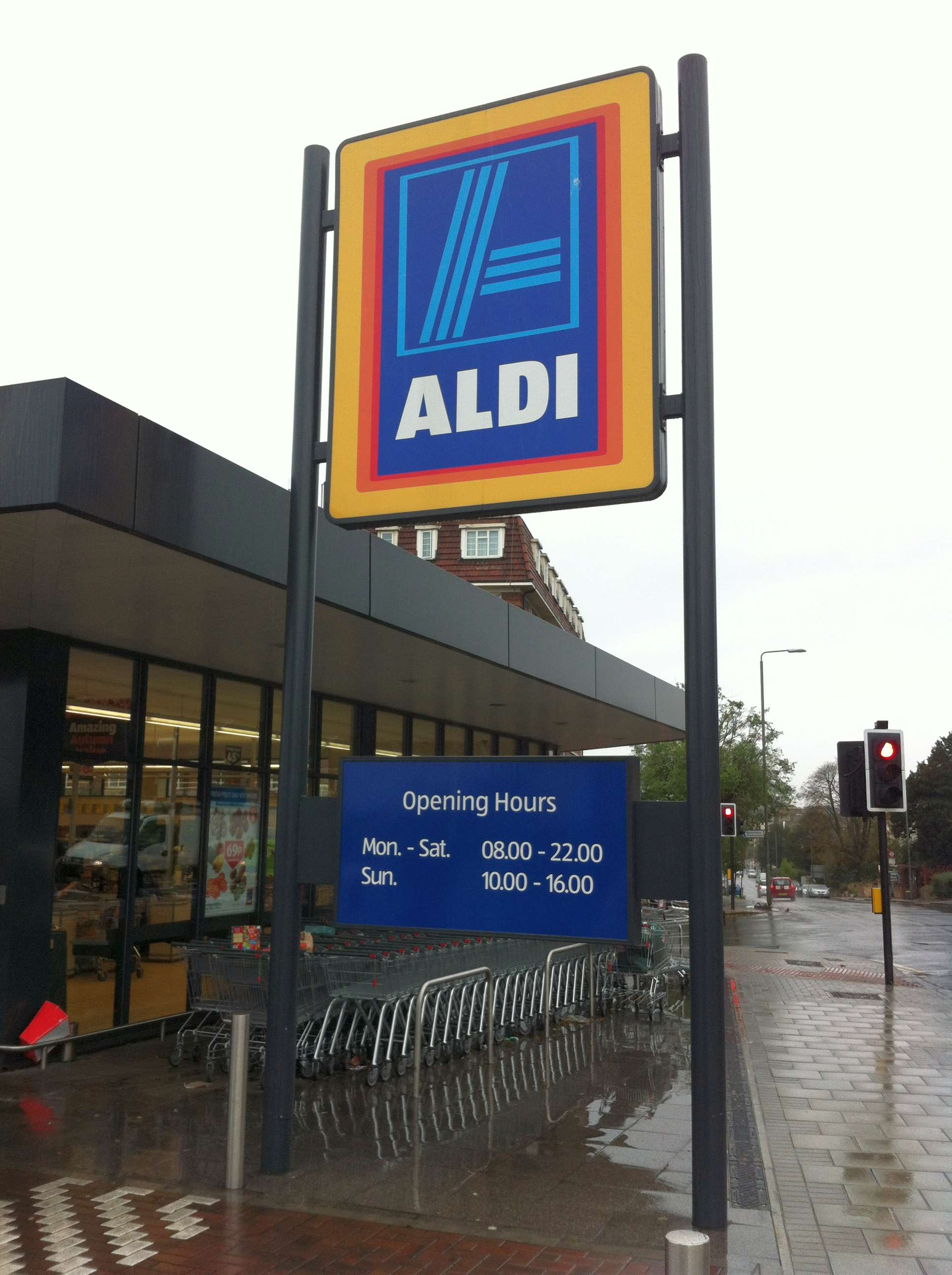 how to data add on aldi