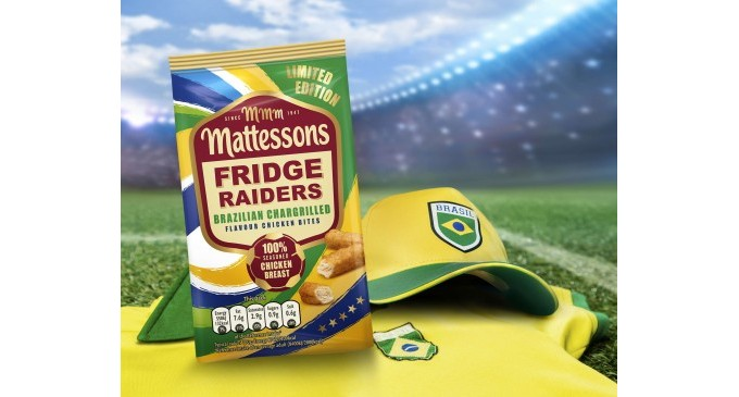Mattessons Fridge Raiders unveils Brazilian Chargrilled flavour
