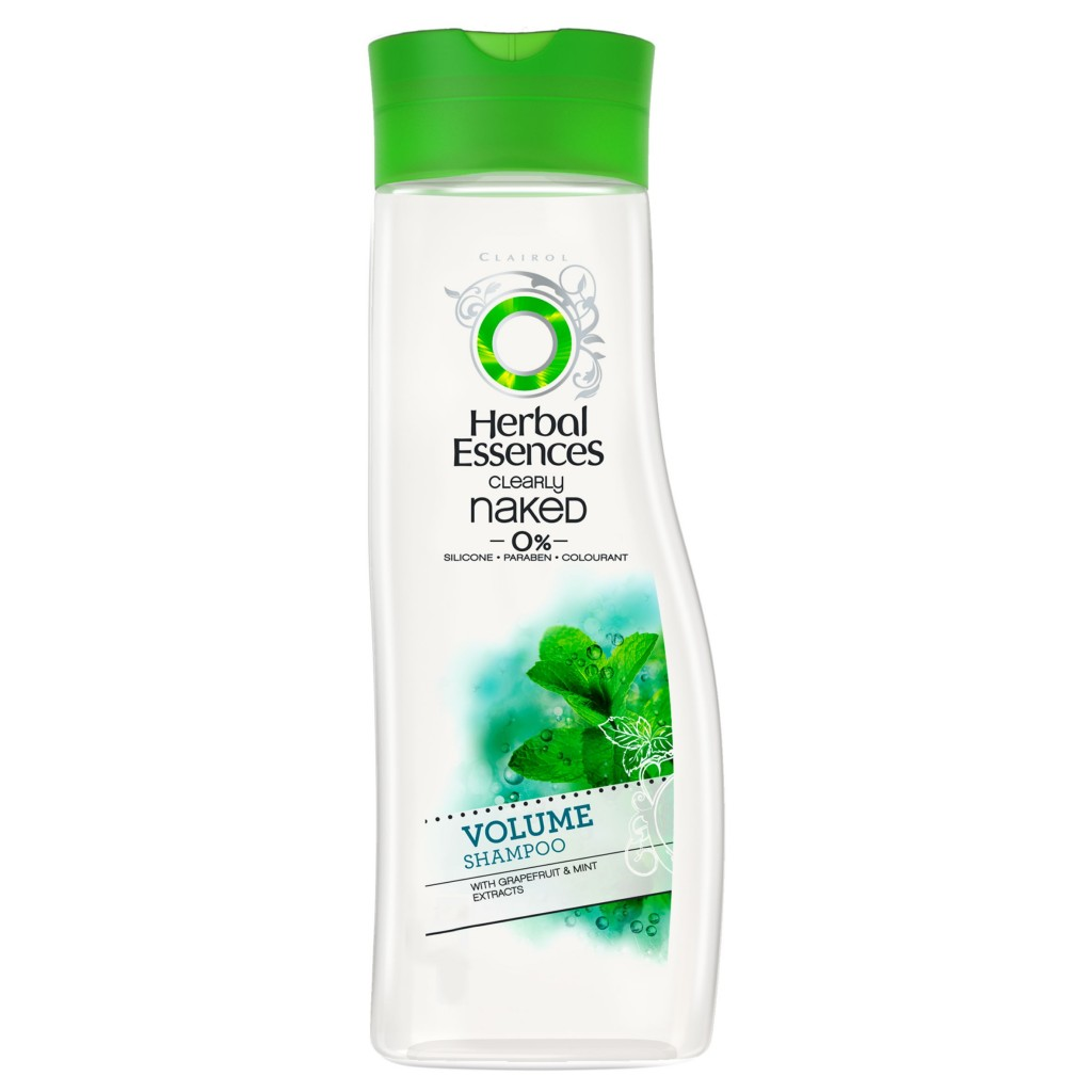 Herbal essences launches clearly naked range