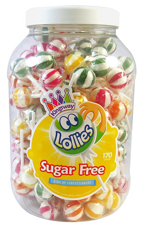 Hancocks unveils new sugar-free lollies