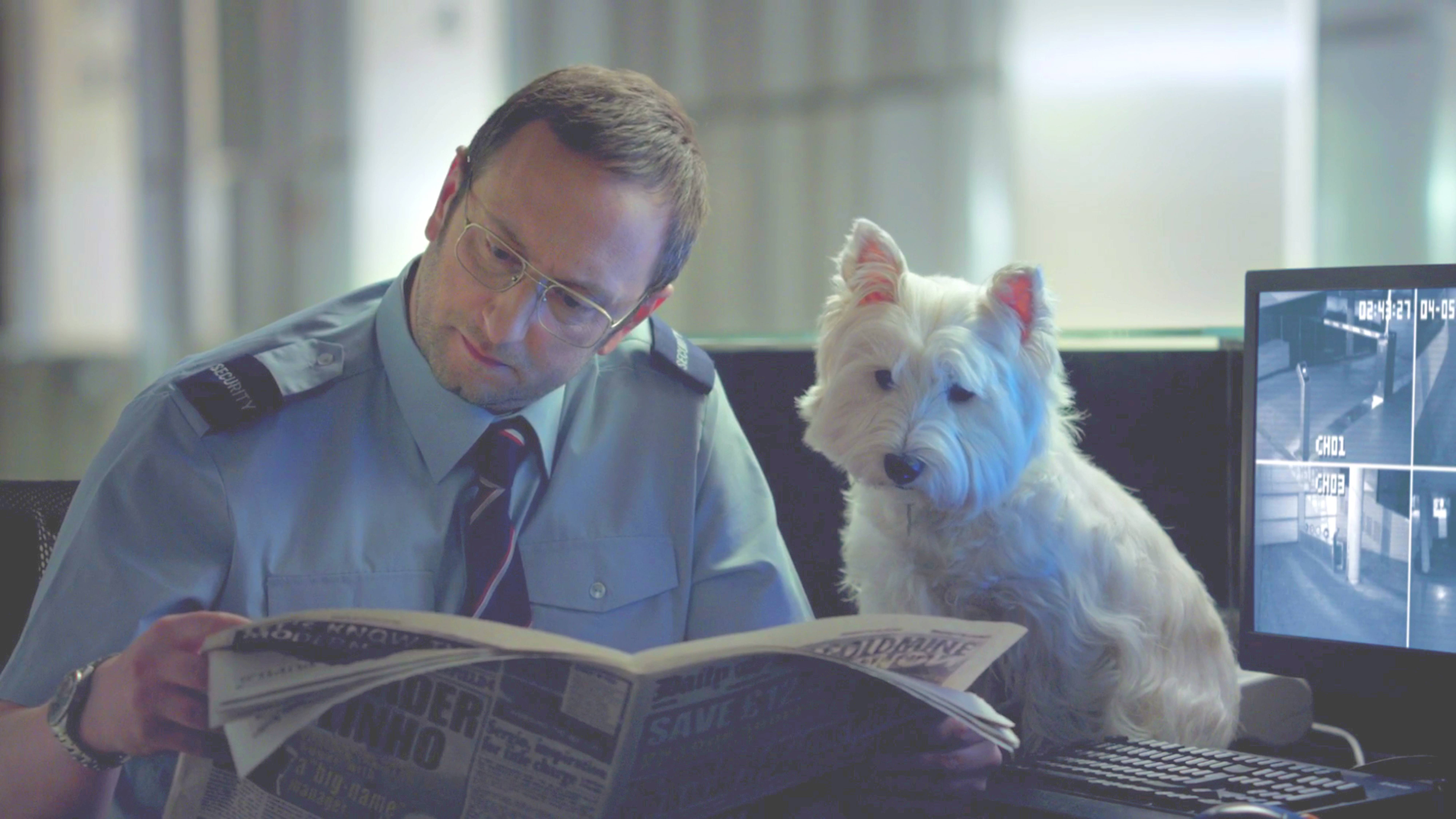 Cesar Dog Food Commercial Night Shift