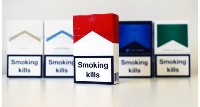 Most popular England cigarettes Marlboro brands