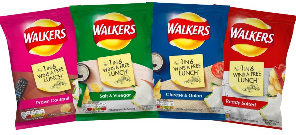 walkers is the uks favorite crisps brand marketing essay The marketing society is a not-for-profit organisation owned by its members, with  over 2500 senior marketers  walkers is the uk's favourite crisps brand and.