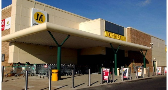 Morrisons announces amazon supply deal for Morrison supply