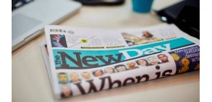 New Day paper to close