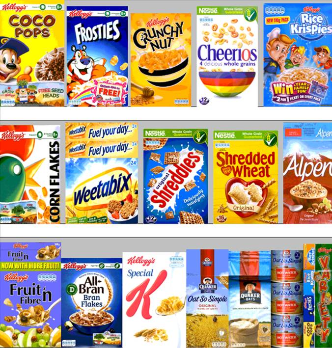 Cereals Category Advice From Cereal Partners Worldwide