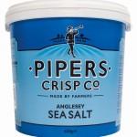 Pipers Sea Salt Crisps