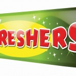Refresher Sour Apple Chew Bar
