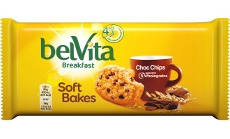 BelVita Breakfast launches Soft Bakes Choc Chip singles