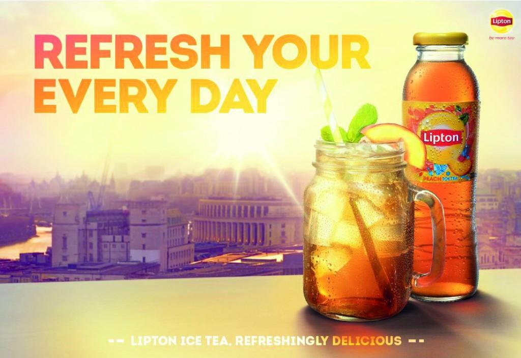 Lipton Tea Commercial 2014 Analysis Essay