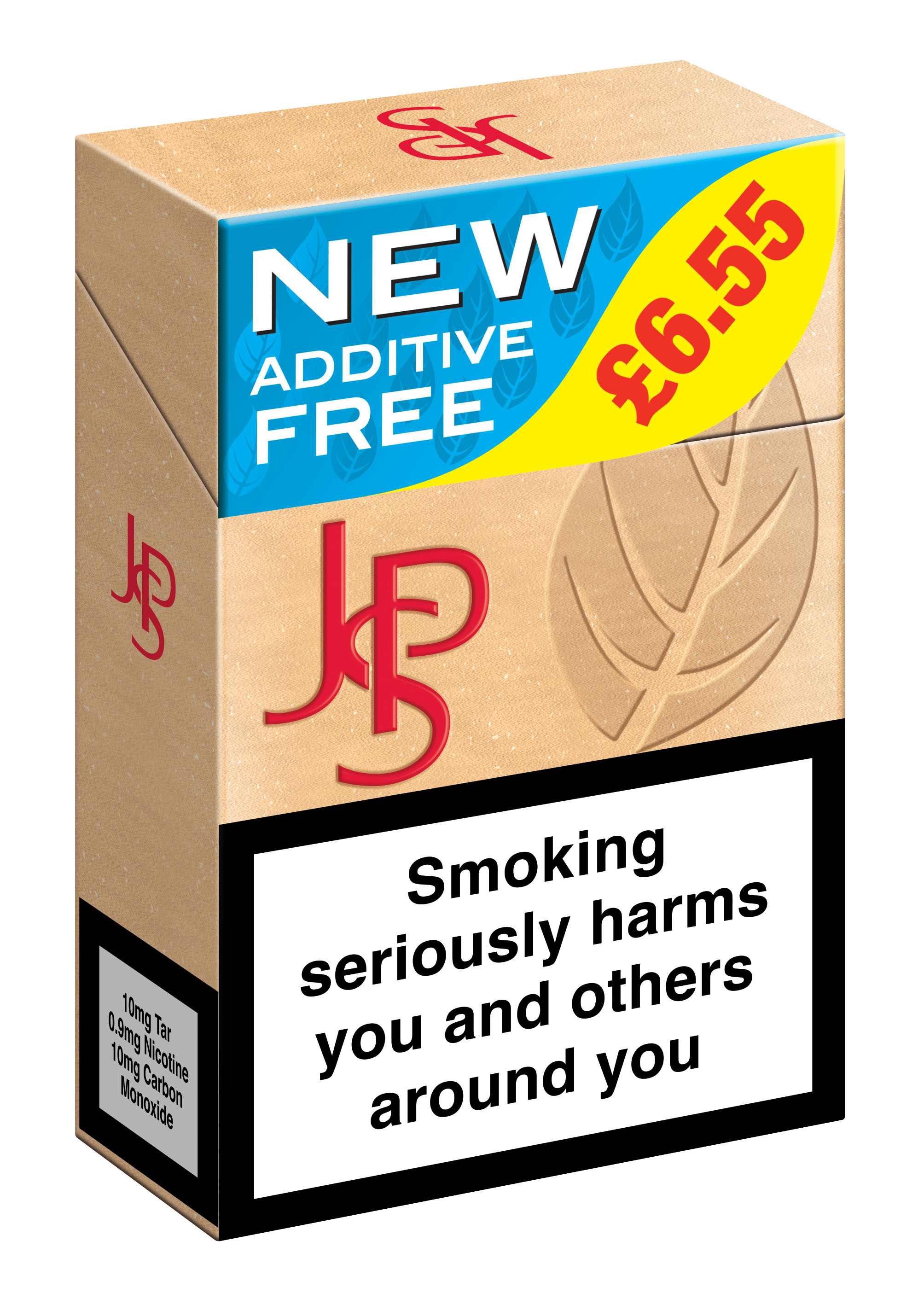 Imperial Tobacco launches JPS Just Additive Free cigarettes