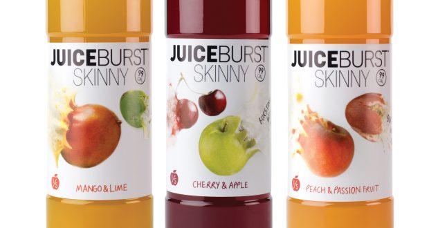 Introducing Juiceburst Skinny