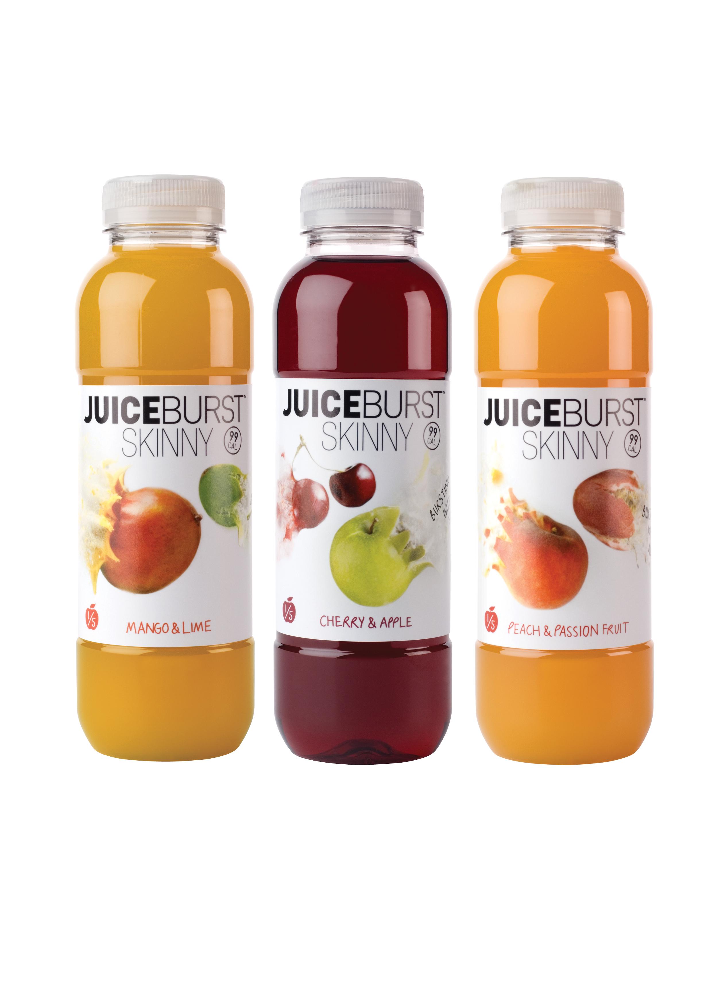 JuiceBurst Skinny No Reflection