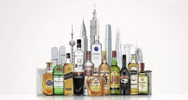 Gin and tequila popularity help Diageo post global sales rise
