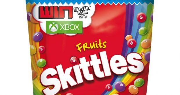 Skittles win enter code