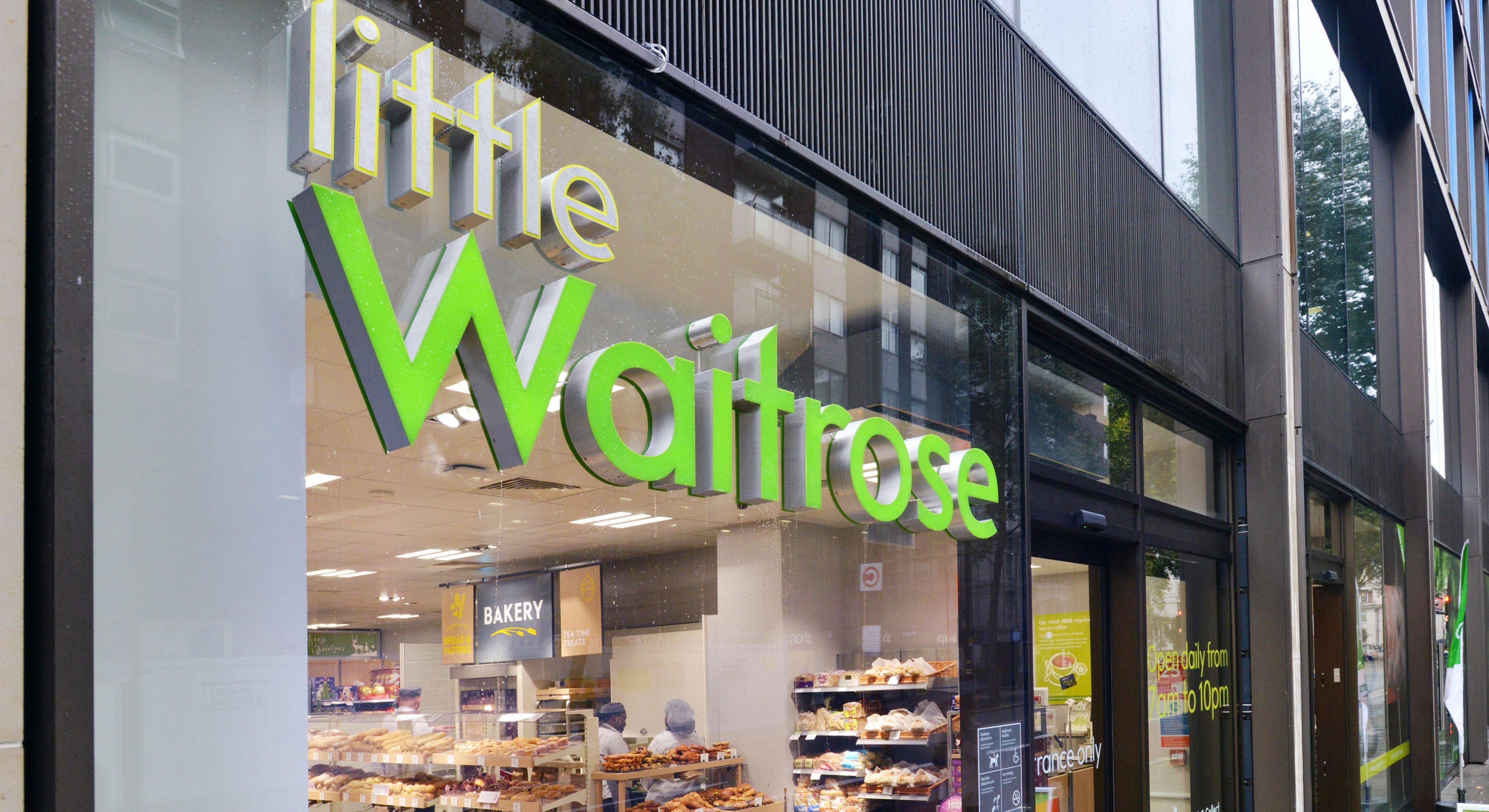 waitrose opens baker street store