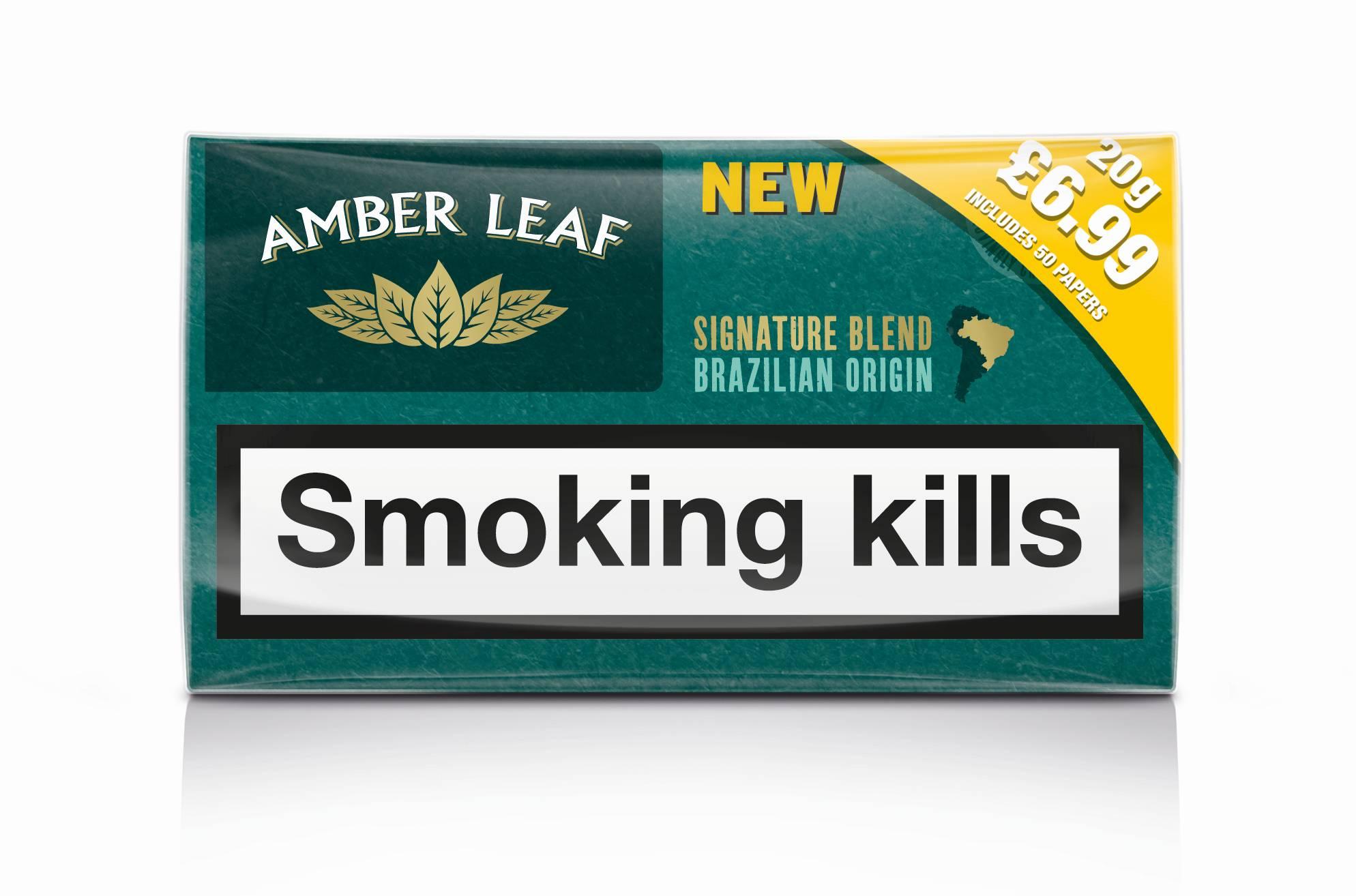 Golden Ticket Promotion For Amber Leaf Retailers