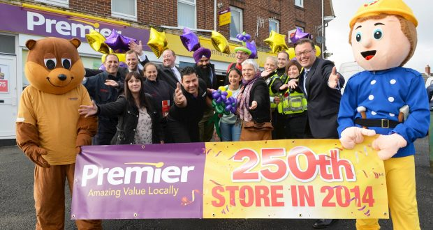 Premier Announces 250th Store Opened In 2014