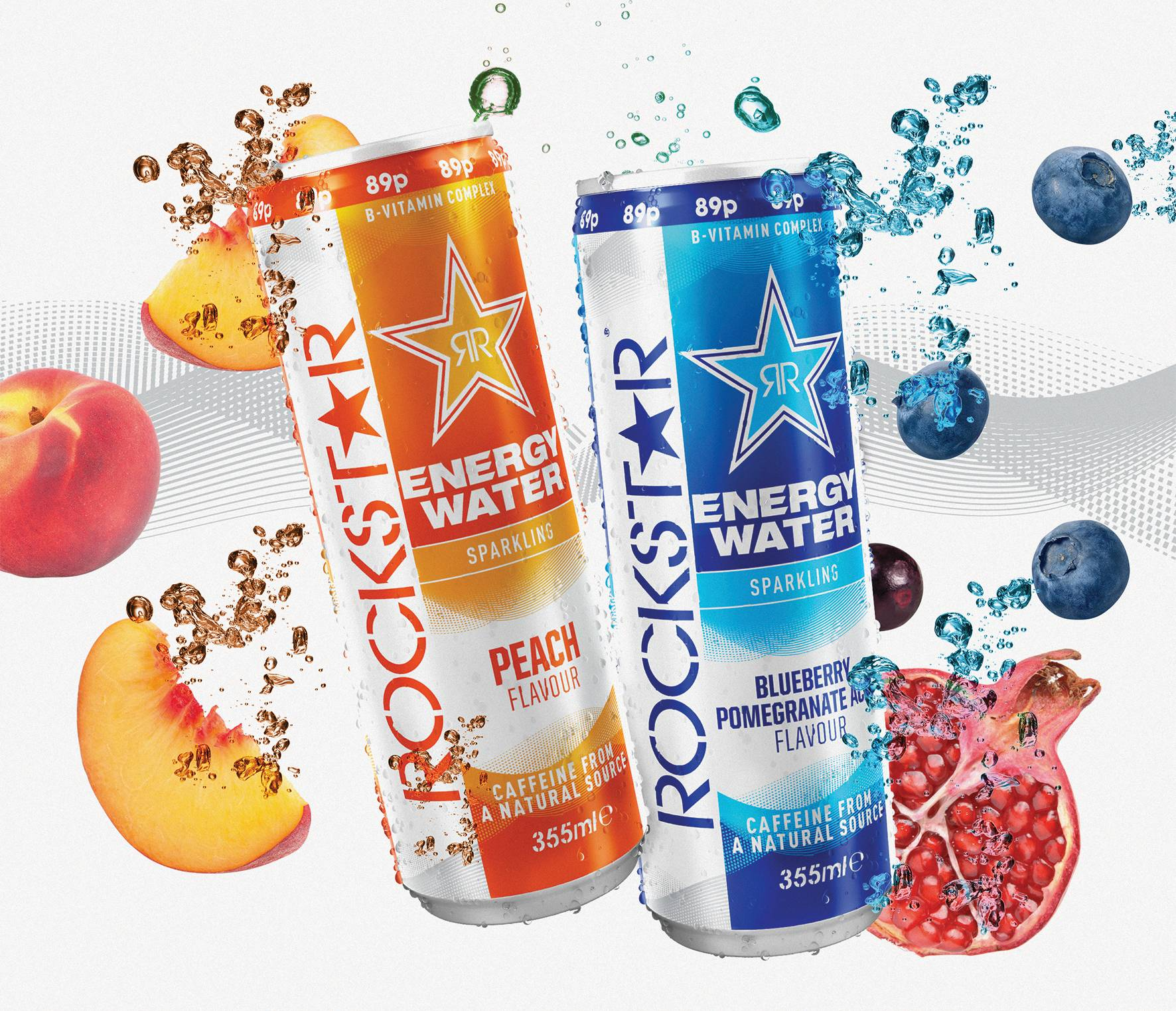 Rockstar Energy Caffeine Energy Etfs