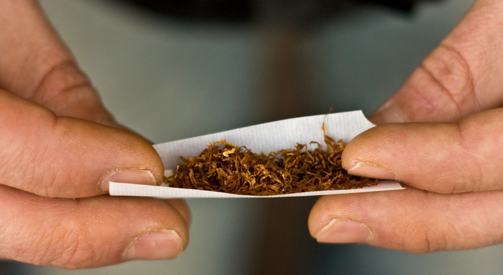 Cigars cigarettes same