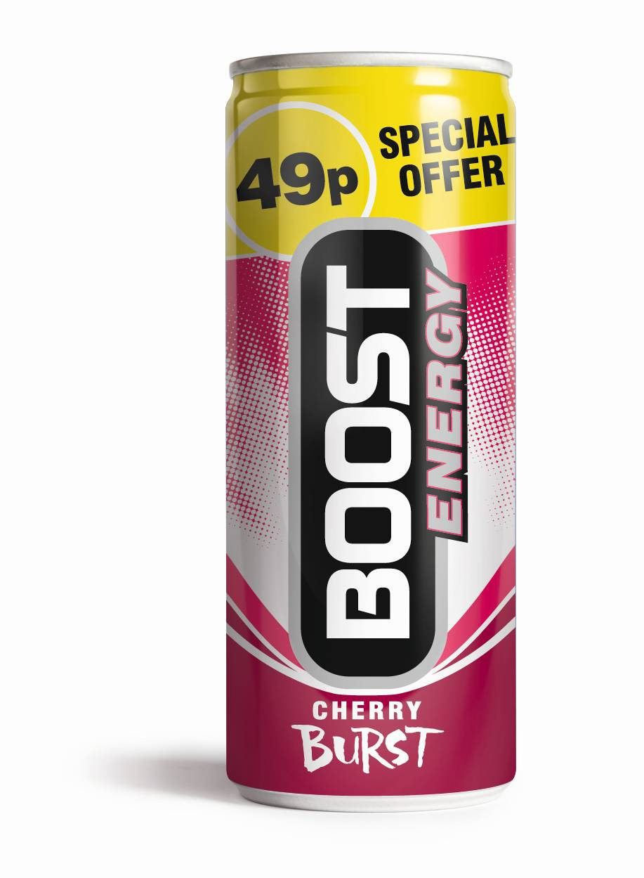 how to make boost drink