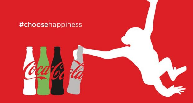 New commercial launches for Coca-Cola 'Choose Happiness