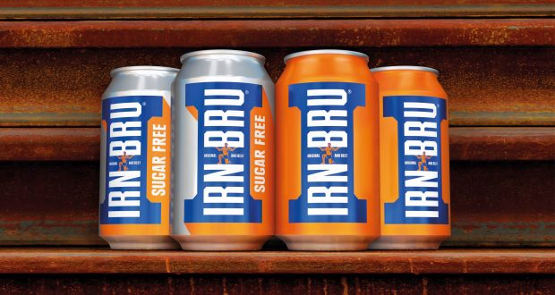AG Barr: Response to new Irn Bru recipe 'encouraging'