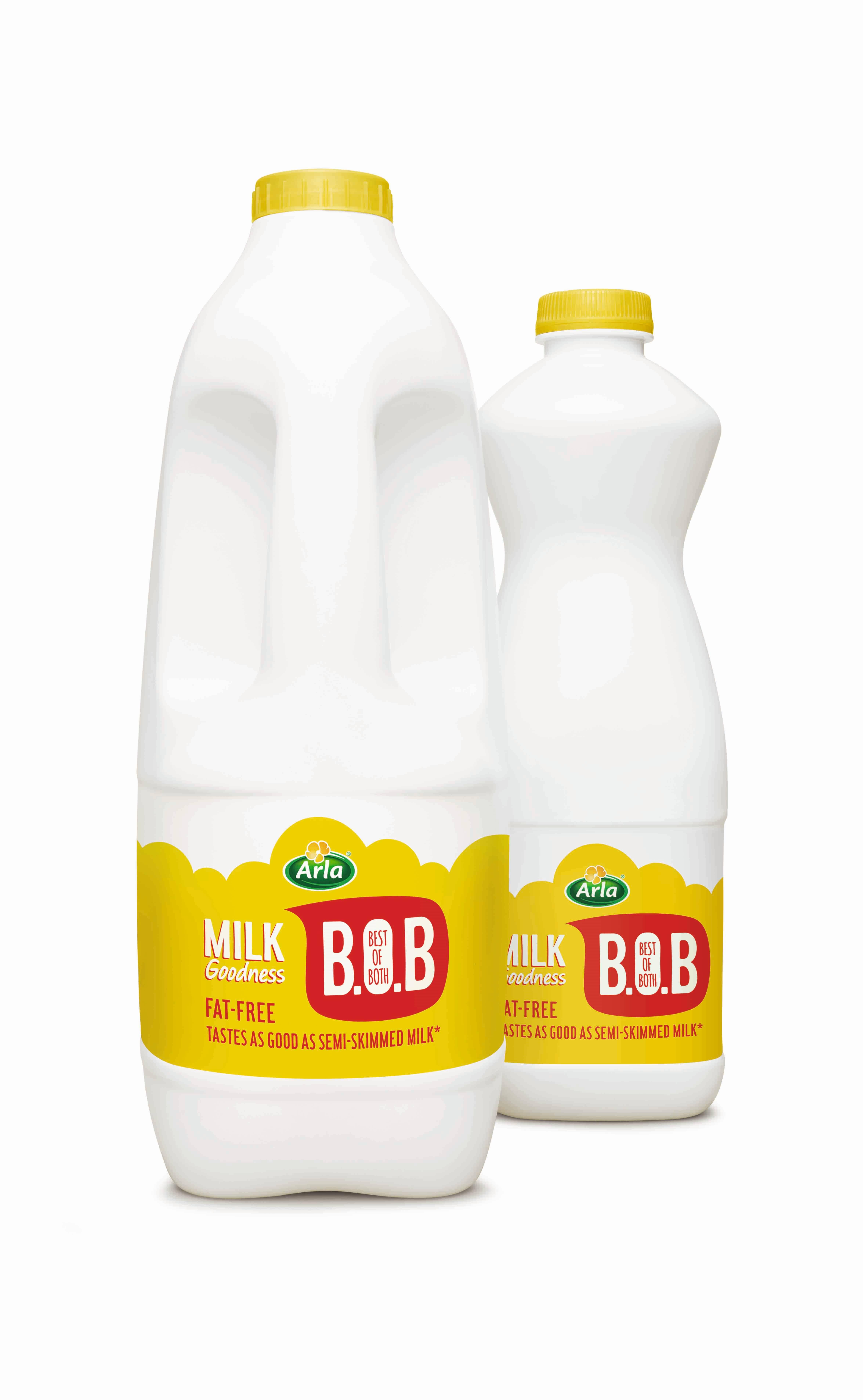 Arla Launches Best Of Both Yellow Top Milk