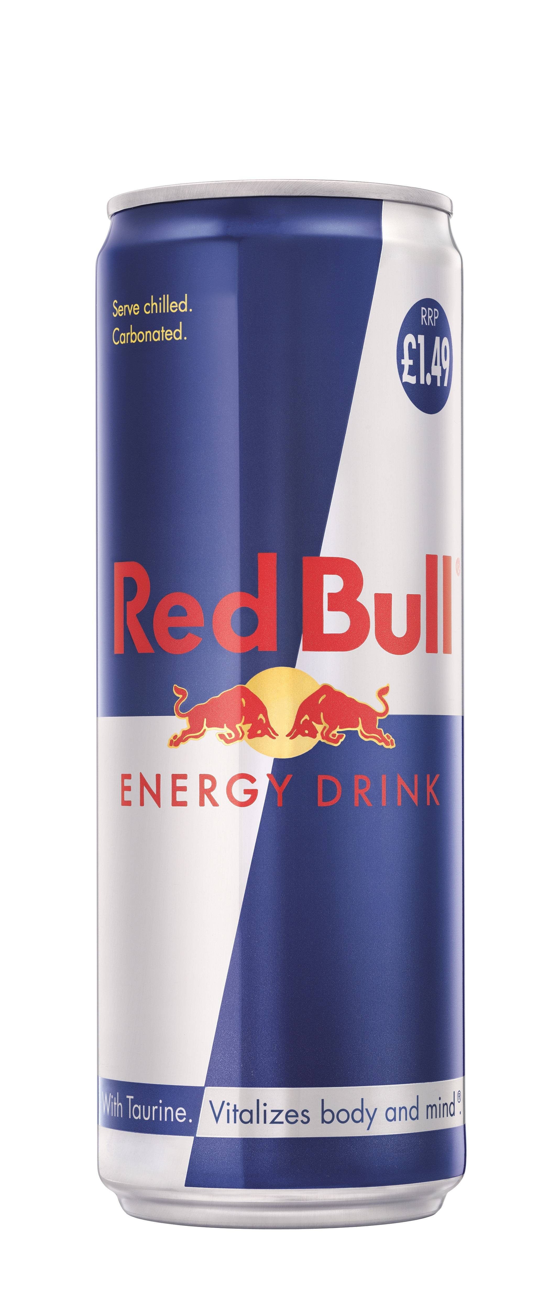 Red Bull launches £1.49 PMPs