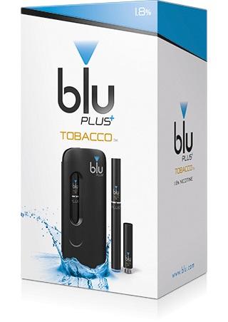 Blu unveils its next generation e-cig