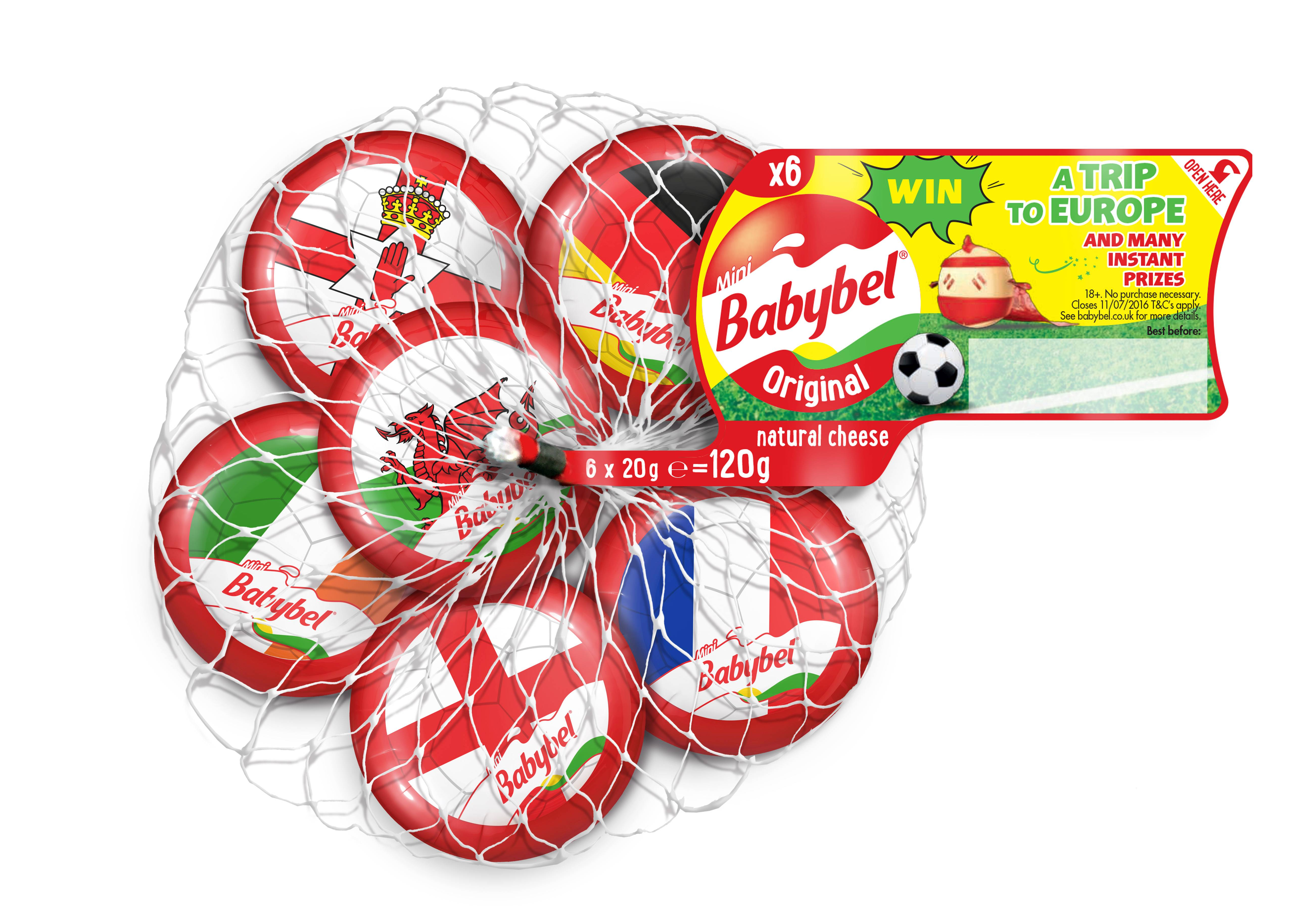 Celebrate Every Goal With Babybel