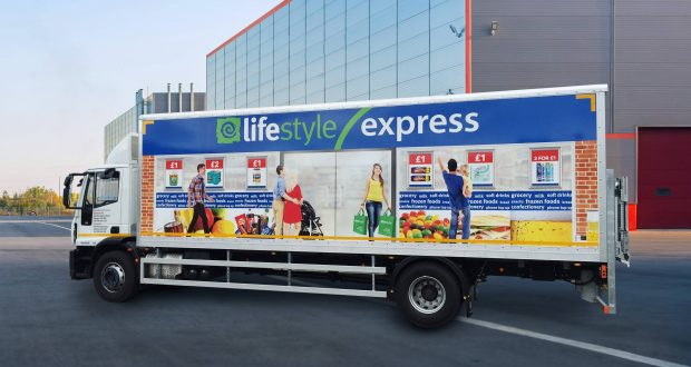 Landmark offers Lifestyle Express retailers improved margins