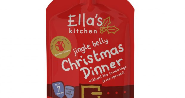ellas kitchen partners with save the children - Ellas Kitchen