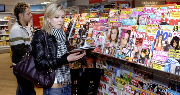 Magazines Take A Hit As Sales Plunge
