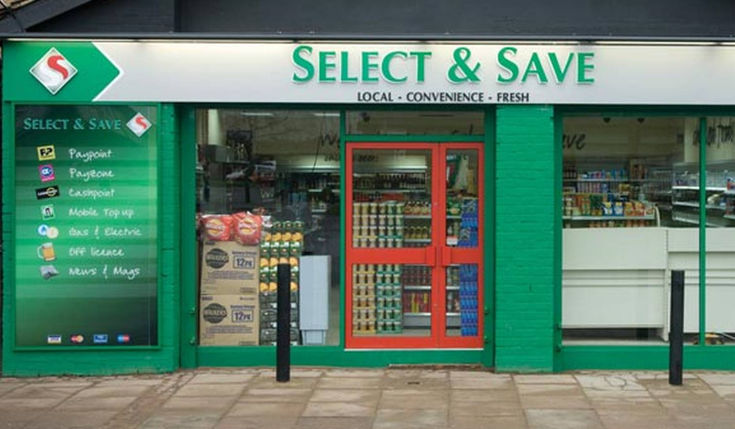 Select And Save Reviews Supply Chain Options