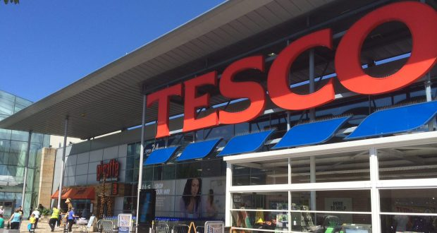 Tesco takes on Amazon with same-day delivery across UK