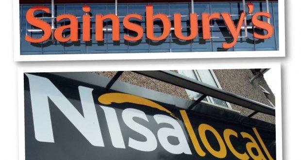 Retailer Shock At Sainsbury S Move
