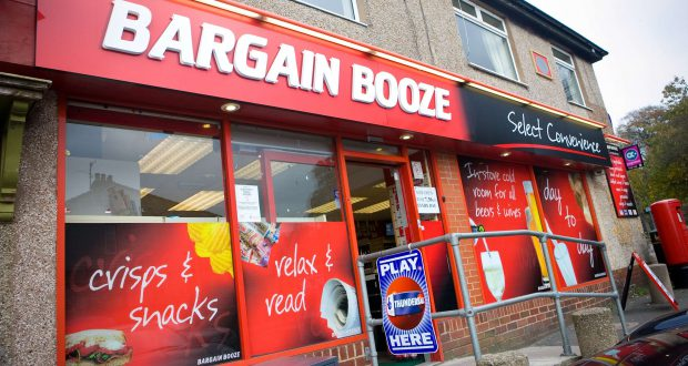 Bargain Booze saves 1100 jobs in Central Convenience stores deal