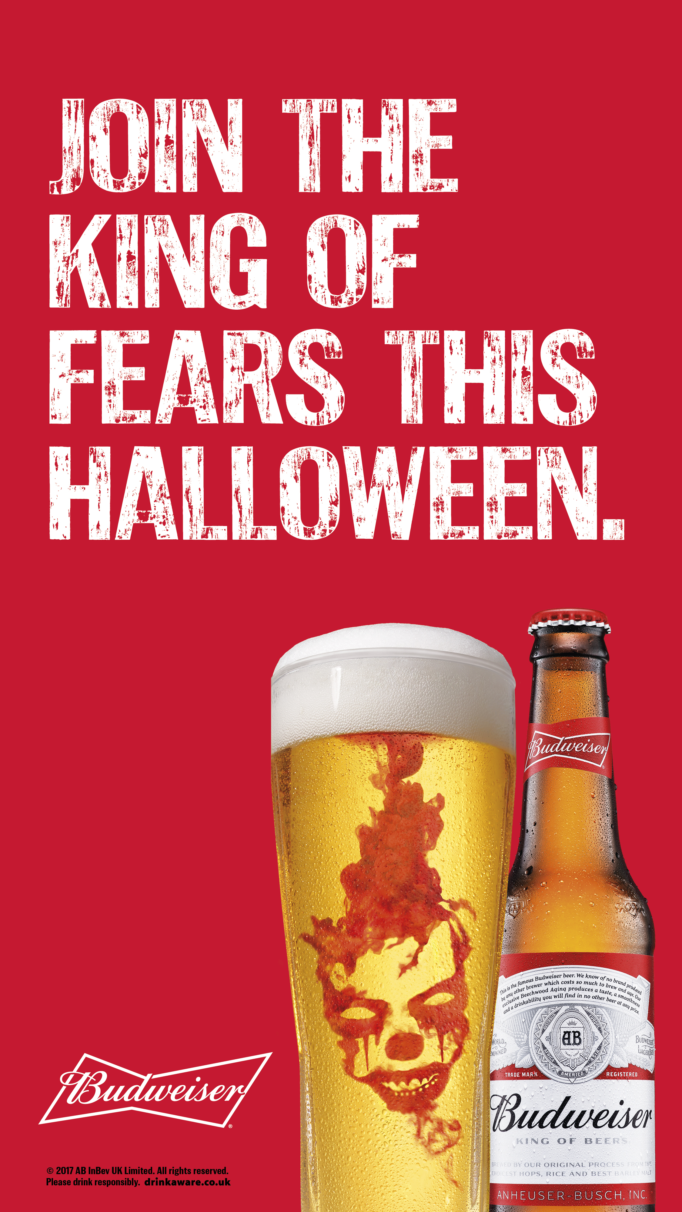 Budweiser offers consumers halloween party kits - Budweiser beer pictures ...
