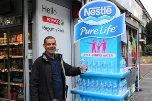 nestle waters related stories :: Talking Retail