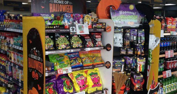 982d81d436 Nisa unveils Halloween campaign