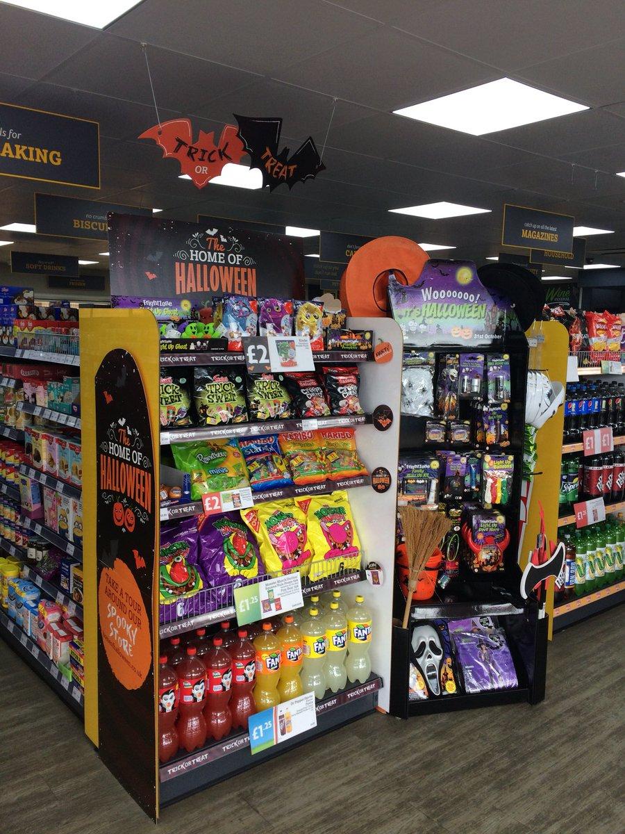 nisa unveils halloween campaign