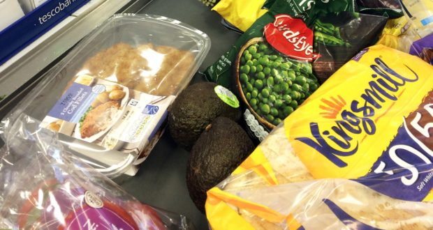 Value of supermarket sales grows 3.1pc