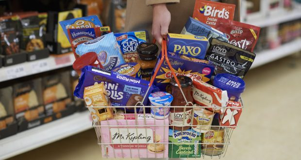 Half-year boost for Premier Foods despite