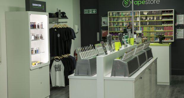 Vaping shops set for huge high street growth
